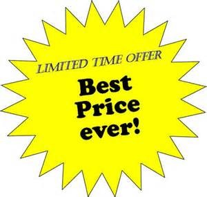 best price ever