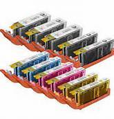 Canon CLi-251XL, PGi-250XL 11-Pack Ink Cartridge Combo $7.99 each