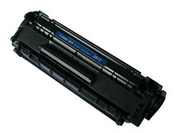 HP LaserJet 1010, 1012, 3015 Black Toner Cartridge (Q2612A) $17.85
