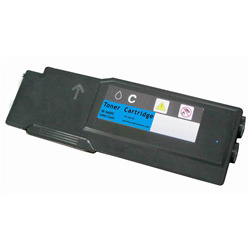 Xerox Phaser 6600, WC 6605 Cyan High Yield Toner 106R02225 $66.75