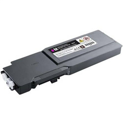 Dell C3760, C3765 High Yield Magenta Toner (331-8430) $67.25