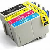 Epson T127120, T127220, T127320, T127420 4-Pack Combo (KCMY) $7.53 each