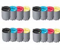 FREE SHIPPING! Samsung CLP350, CLP351 16-Pack Combo Toners (4 CYMK) $15.00