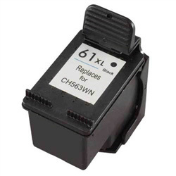 HP 61XL High Yield Black Ink (CH563WN) $17.50