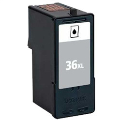 Lexmark 36XL Black High Yield Ink (18C2170) $19.95