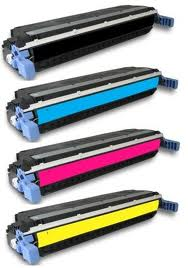 FREE SHIPPING! HP LaserJet 5500, 5550 4-Pack Toner (CYMK) $74.75 each