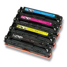 FREE SHIPPING! HP LaserJet CP2025, CM2320 4-Pack Toners (CYMK) $31.25 each