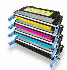 HP LaserJet 4700 4-Pack Combo Toner (CYMK) $62.00 each