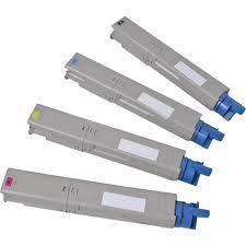 Okidata C3300, C3400, C3520, C3530 4-Pack Toners (CYMK) $26.00 each