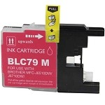 Brother LC79XXL Extra High Yield Magenta Ink  $5.75