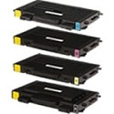 Xerox Phaser 6100 4-Pack High Yield (KCMY) $59.00 each
