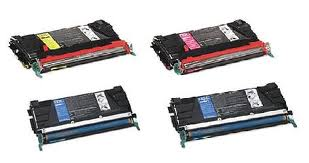 IBM InfoPrint 1614, 1634 4-Pack all colors, STANDARD YIELD