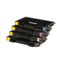Samsung CLP500, CLP550 4-Pack Toner (KCYM) $47.45 each