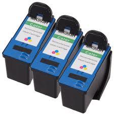 Dell V105,V305,V305W,V505W, Photo 936 Series 9 3-Pack Color $13.00ea