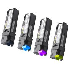 Dell 1320 4-PACK Toner (KCMY) $11.00 each