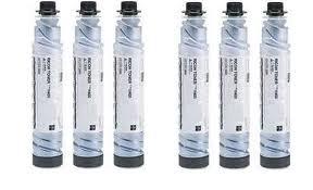 Lanier LD015, LD016, LD117 series 6-Pack Toner (Type 1170D) $10.23ea