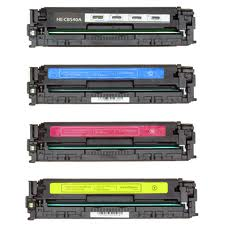HP LaserJet CM1300, CP1210, CP1515 4-PACK (KCYM) $30 each