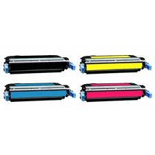 HP LaserJet CP4005 4-PACK Combo (KCYM) $62 each