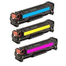 HP LaserJet Pro 200, M251, M276 series 3-Pack Color Combo (131A) $42.00ea