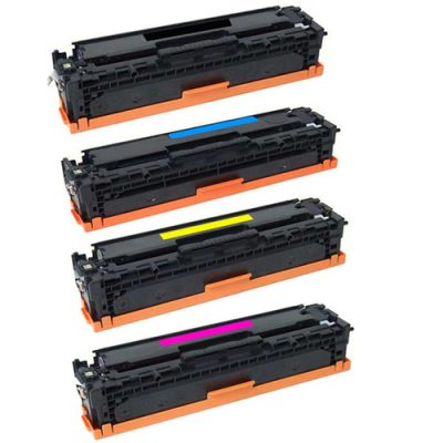 HP LaserJet Pro 300, 400 series 4-Pack Combo 305A Toners $42 each