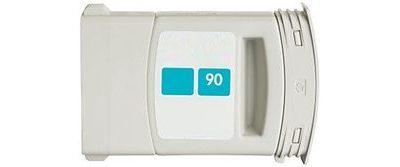 HP DesignJet 4000, 4500 Aqueous High Yield Cyan #90 Ink (C5061A) $120.00