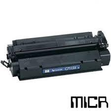 HP Laserjet 1000,1200,3300 MICR High Yield (C7115X-MICR) $62.45