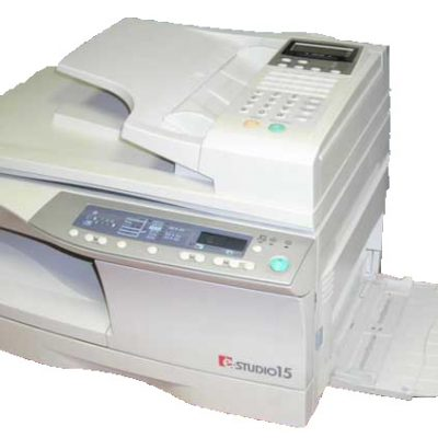 e-Studio 12, 15 (T1200E)